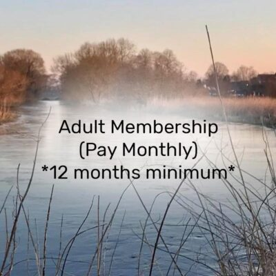 Adult Membership Pay Monthly